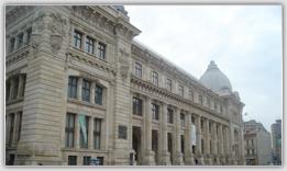 muzeul national de istorie al romaniei